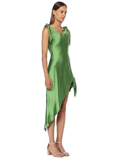 Cult Gaia Elbise Yeşil